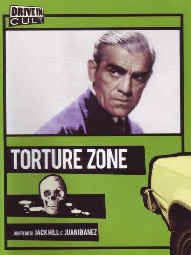 FEAR CHAMBER aka Torture Zone (1968) Boris Karloff