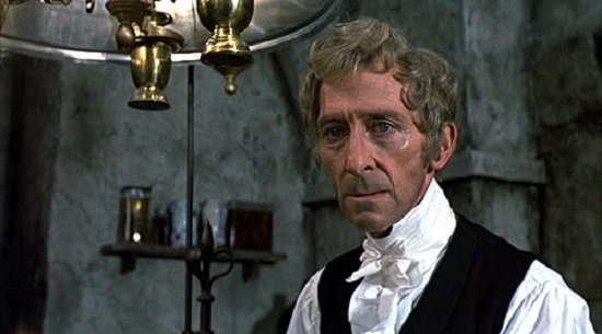Frankenstein And The Monster From Hell  Peter Cushing