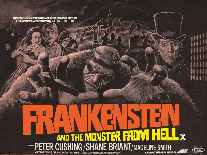 frankenstein essays on revenge
