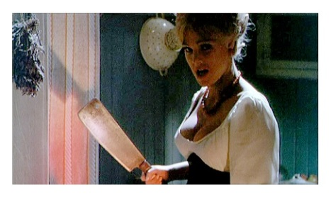 FRANKENSTEIN CREATED WOMAN still
