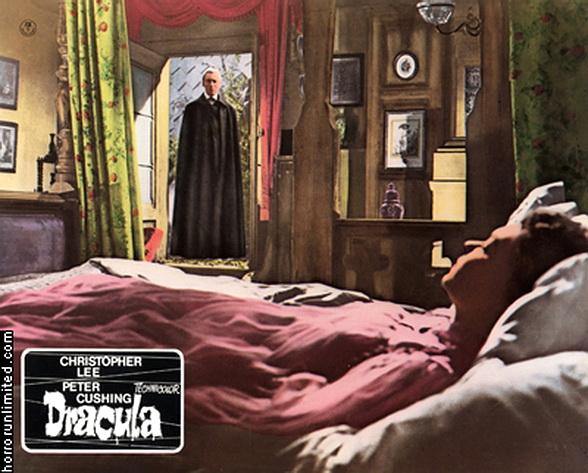 Horror of Dracula (1958)  publicity