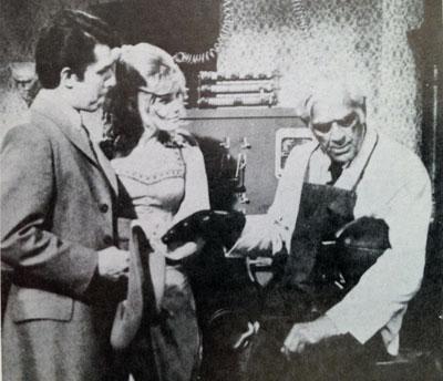 House Of Evil 1968 Boris Karloff