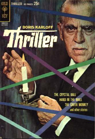 KARLOFF. THRILLER (COMIC BOOK)