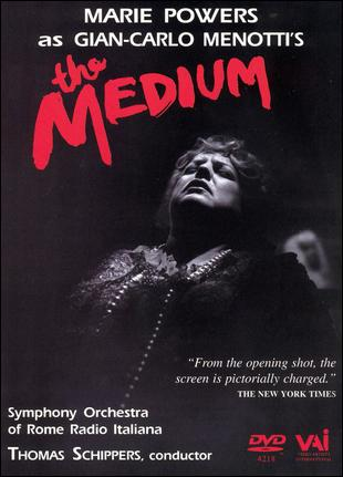 Menotti The Medium (1951)