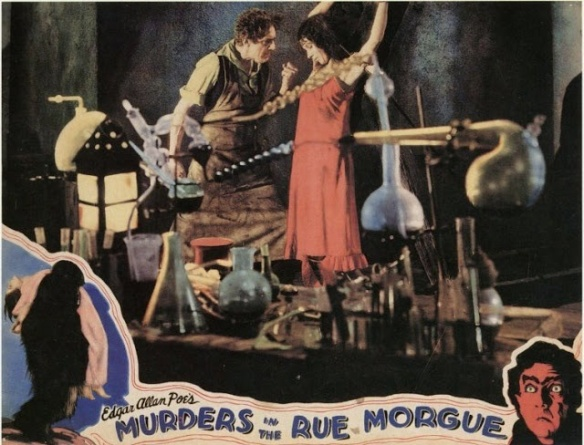 Murders in the Rue Morge (dir. Robert Florey) Bela Lugosi