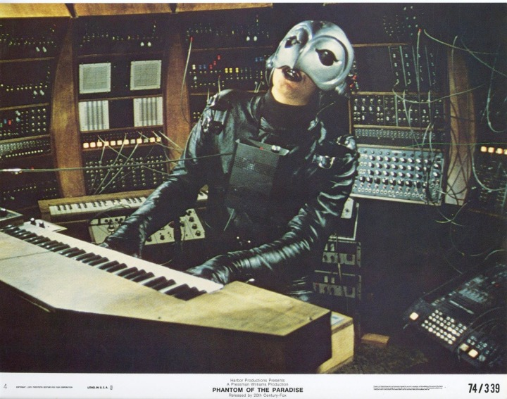 Phantom Of The Paradise LOBBY CARD