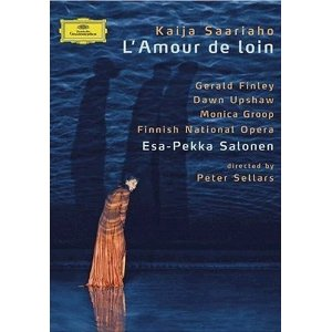 Saariaho L' Amour de Loin (Sellars. Salonen)