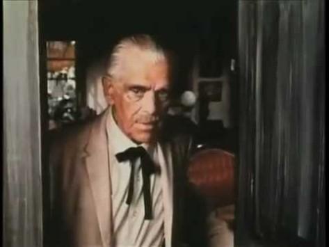 SNAKE PEOPLE (1971) Boris Karloff