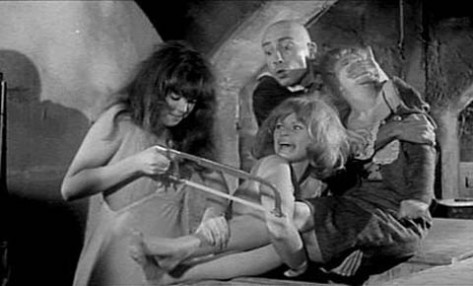 SPIDER BABY (1964. DIR. JACK HILL)