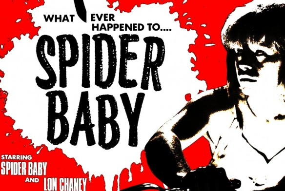 SPIDER BABY (JACK HILL) POSTER