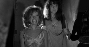 Spider Baby Jill Banner and Beverly Washburn