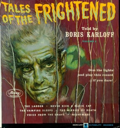 Tales Of The Frightened Boris Karloff