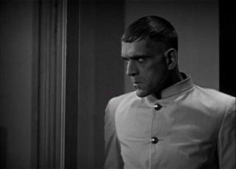 THE CRIMINAL CODE (1931) BORIS KARLOFF
