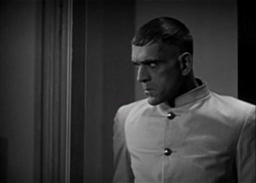 THE CRIMINAL CODE (1931) BORIS KARLOFF