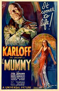 THE MUMMY 1932 POSTER