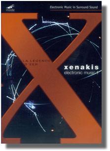 XENAKIS La Legende d'Eer