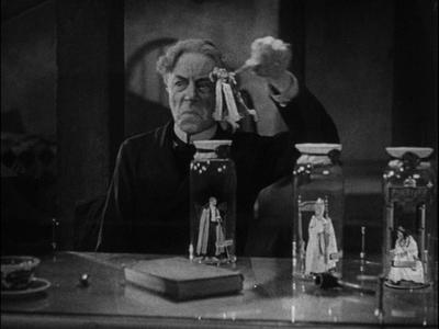 BRIDE OF FRANKENSTEIN (1935 (1935- JAMES WHALE) ERNEST THESIGER