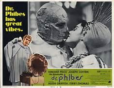 Dr. Phibes lobby card