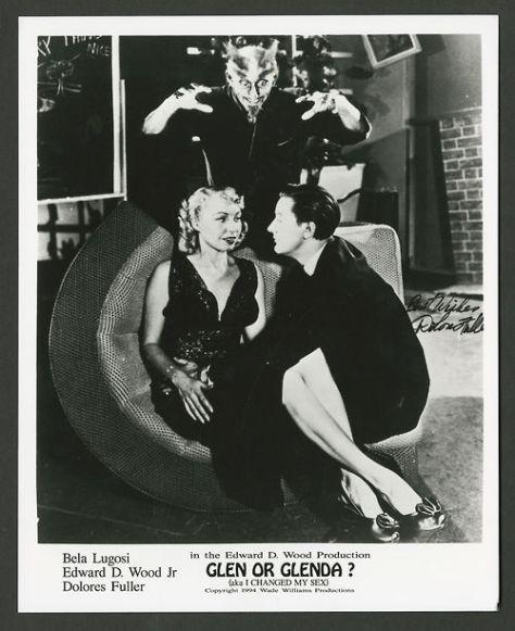 Glen or Glenda (1953) lobby card