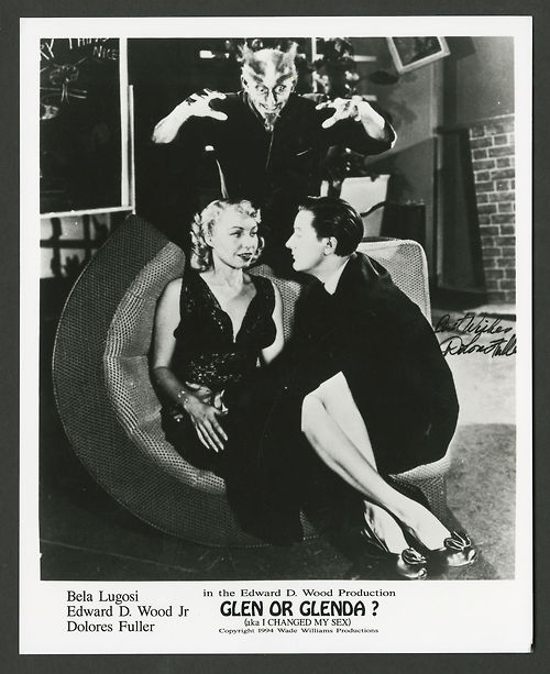 Glen or Glenda (1953) lobby card