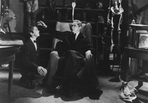 GLEN OR GLENDA Ed Wood and Bela Lugosi