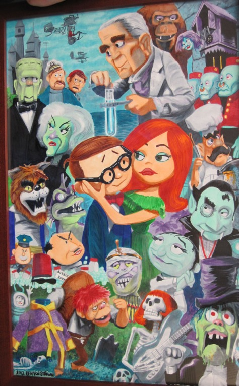 MAD MONSTER PARTY (1967) Rankin and Bass