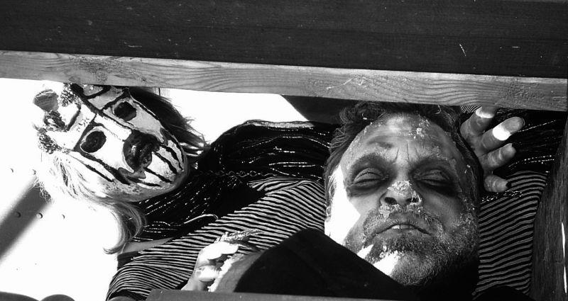 requiem for the relentless fathers. saul (alfred eaker)  tormented by evil spirit of god (jen ring)  © alfred eaker 2012