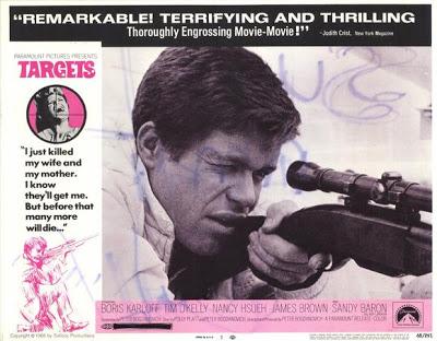 Taregts (1968) lobby card