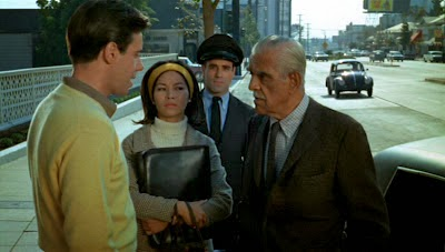 TARGETS 1968. Boris Karloff Peter Bogdanovich