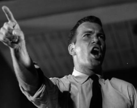 THE INTRUDER (1962-CORMAN) WILLIAM SHATNER