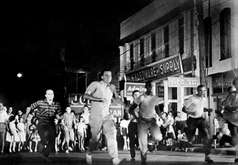 THE INTRUDER (1962) SCREEN SHOT. CORMAN DIR