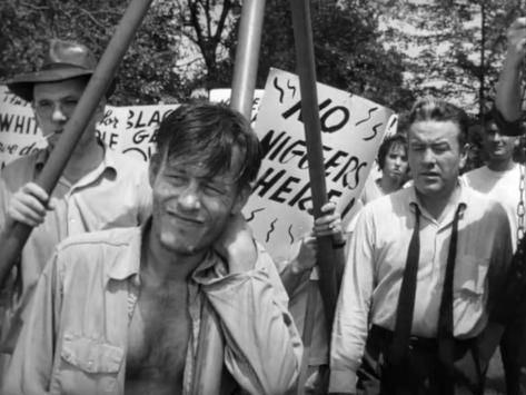 THE INTRUDER (1962) SCREEN SHOT