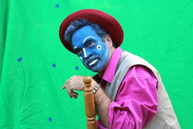 DAVID ROSS' UNREQUITED Alfred Eaker as BlueMahler