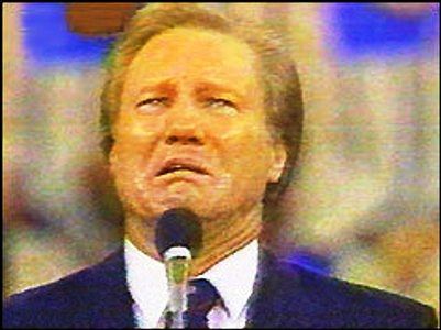 JIMMY SWAGGART CRYBABY