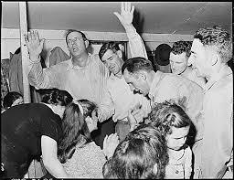 PENTECOSTALS SPEAKING IN TONGUES