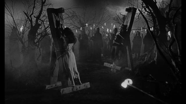 BLACK SUNDAY (1960) SCREEN SHOT