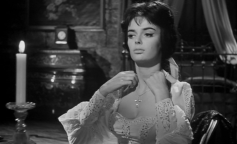 Black Sunday (BAVA) BARBARA STEELE