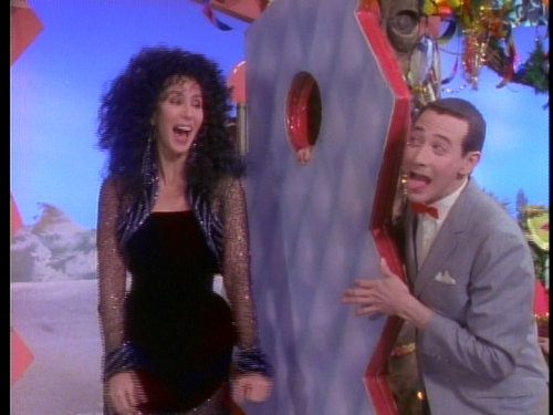 Pee Wee's Playhouse cher