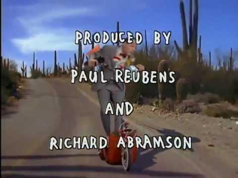 Pee Wee's Playhouse CREDITS