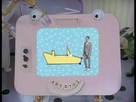 Pee Wee's Playhouse magic screen