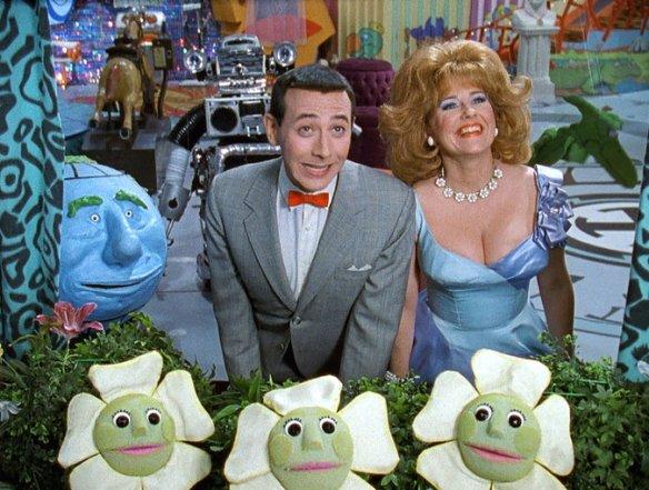Pee Wee's Playhouse PEE WEE AND MISS YVONNE