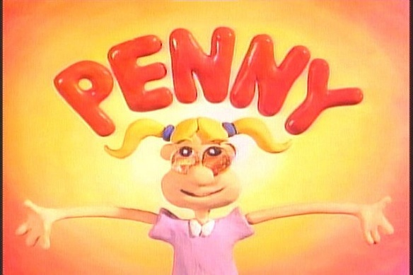 Pee Wee's Playhouse PENNY