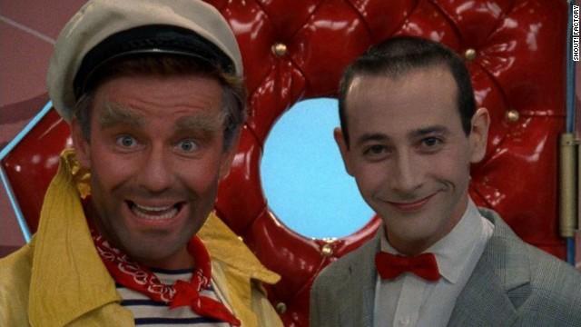 Pee Wee's Playhouse PHIL HARTMAN AND REUBENS