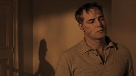 Reflections in a Golden Eye. Marlon Brando (Huston dir)