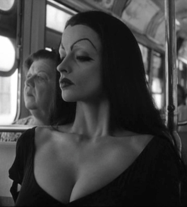 %22ED WOOD%22 (TIM BURTON) LISA MARIE AS VAMPIRA