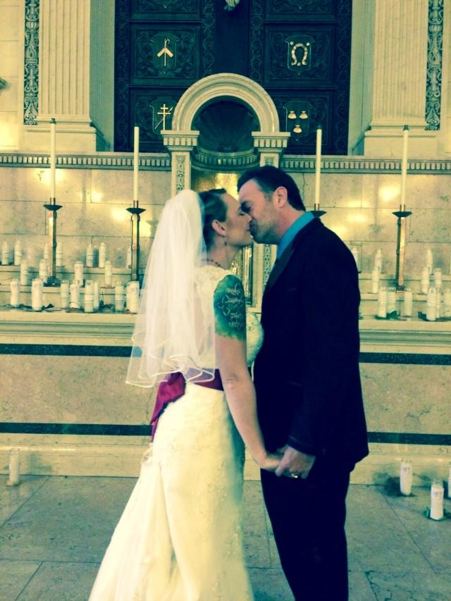 AJA Rossman Gray AND Alfred Eaker WEDDING 11:01:14