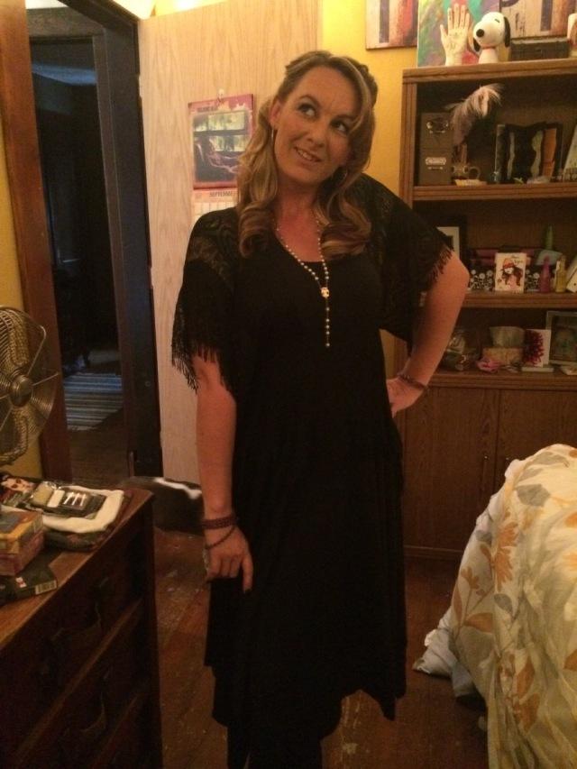 AJA ROSSMAN GRAY (dress)