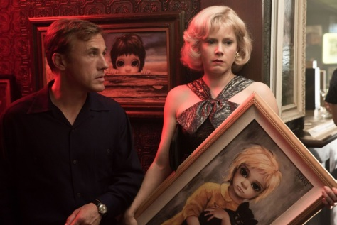 BIG EYES (2014-BURTON) CHRISTOPHER WALTZ AMY ADAMS