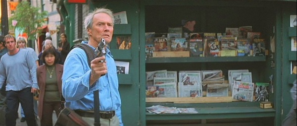 CLINT EASTWOOD %22BLOODWORK%22