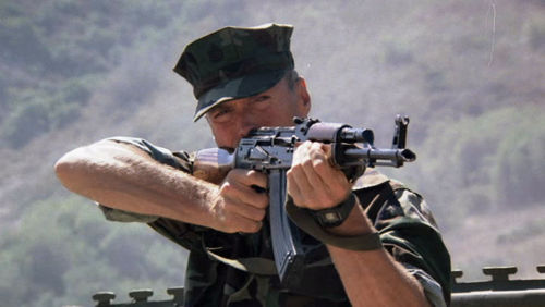 HEARTBREAK RIDGE CLINT EASTWOOD